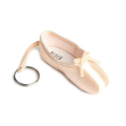 90049 Bloch Pointe Shoe Keyring