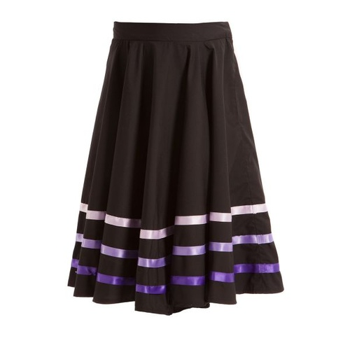AS04R Energetiks Character Skirt With Ribbon - PUR - SM