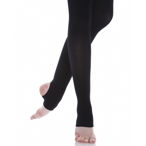 AT28 Energetiks Classic Stirrup Tights - BLK - A
