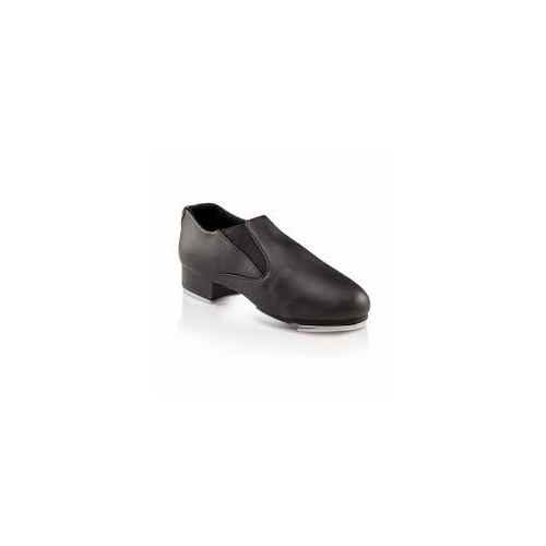 CG18 Capezio Riff Slip On Tap Shoe - BLK - 7.5