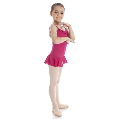 CL57 Energetiks Crystal Frill Leotard W Skirt