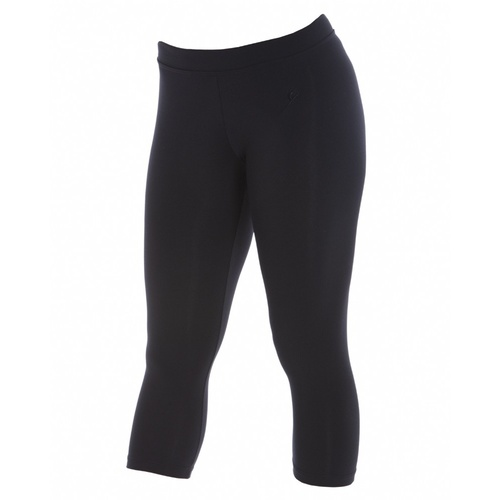CT39 Energetiks Straight Band Capri - BLK - LGE