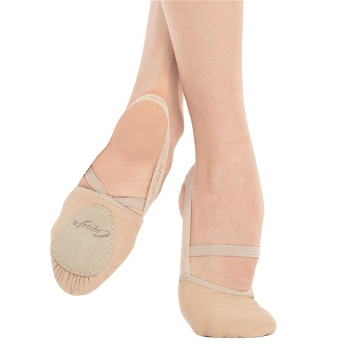 H062 Capezio Pirouette II Leather