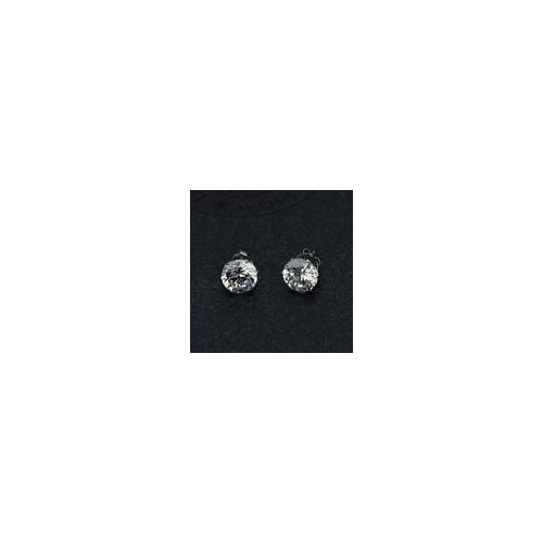 Mad Ally Crystal Earrings