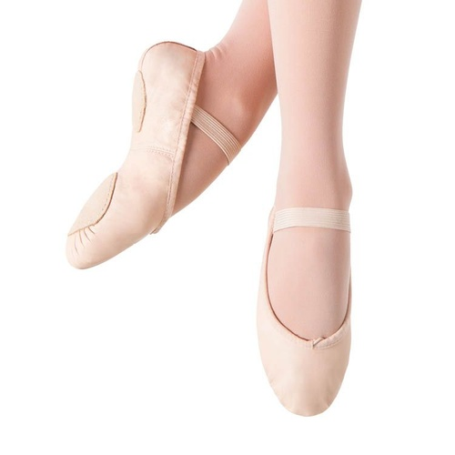 S0208G Bloch Prolite II Leather Split Sole Ballet Shoe - Childs