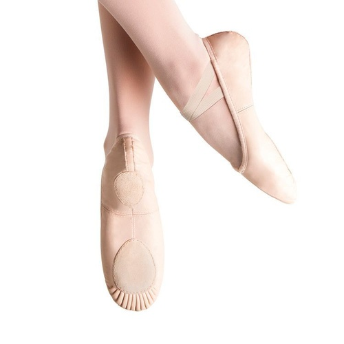 S0208L Bloch Prolite II Leather Split Sole Ballet Shoe - Adults
