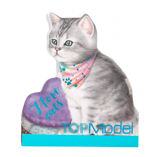 Top Model Kitty Memo Pad