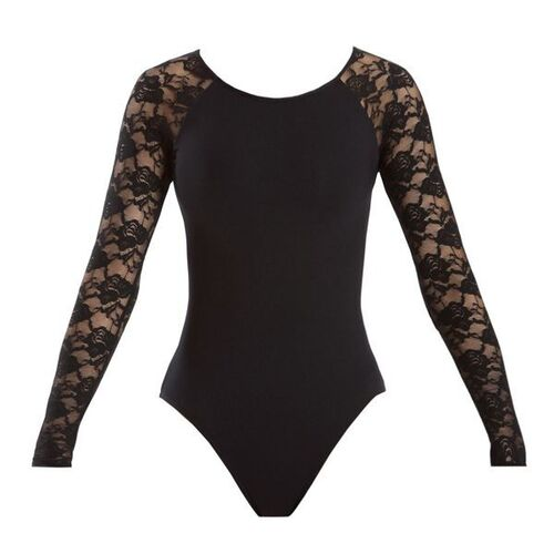AL113 Energetiks Hailey Lace Leotard