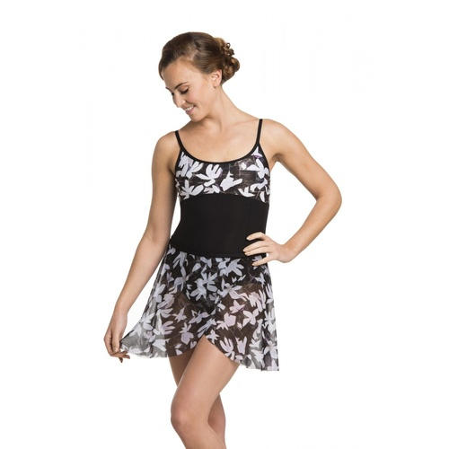 AW119FF Ainsliewear Tara With Floating Flower Print