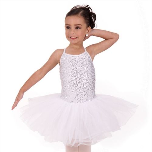 CHTU04 Studio 7 Sequin Tutu Dress