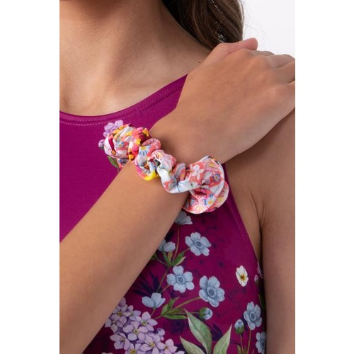 Sylvia P Florianna Scrunchie - One Size
