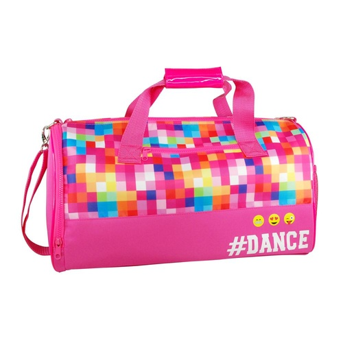 JIU227 Pixel Dance Carry All Bag