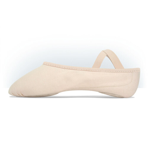 MB100C MDM Childs Intrinsic Canvas Hybrid Ballet Shoe