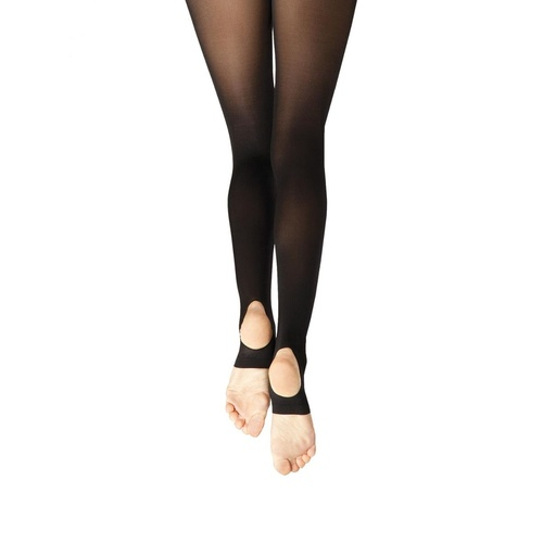 N145 Hold & Stretch Stirrup Tights