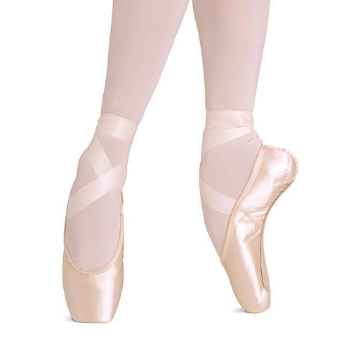 S0160 Bloch European Balance Pointe Shoe