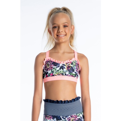 Sylvia P Endless Summer Surfer Girl Crop