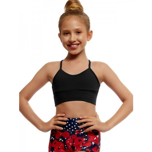 TCR079 Strut Stuff Romy Crop Top